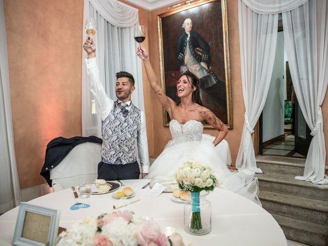 Il matrimonio di Joseph e Alice a Mapello, Bergamo 211