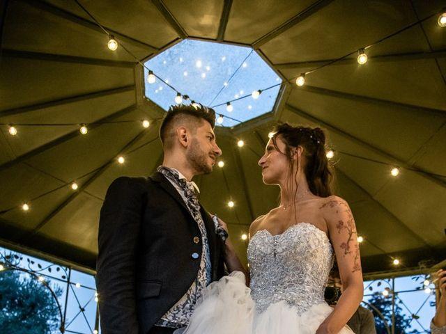 Il matrimonio di Joseph e Alice a Mapello, Bergamo 214