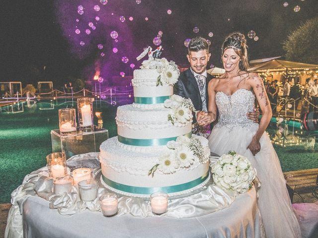 Il matrimonio di Joseph e Alice a Mapello, Bergamo 219