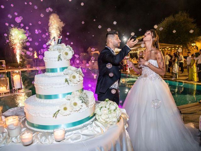 Il matrimonio di Joseph e Alice a Mapello, Bergamo 221