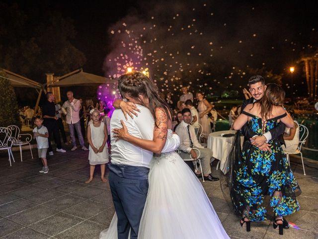 Il matrimonio di Joseph e Alice a Mapello, Bergamo 229