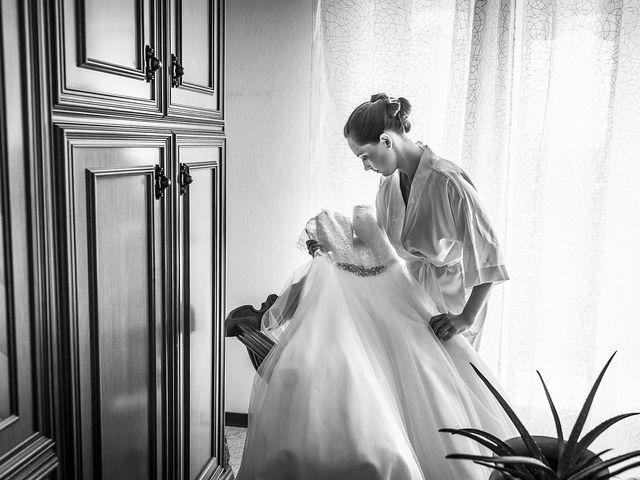 Il matrimonio di Davide e Ilaria a Veniano, Como 6
