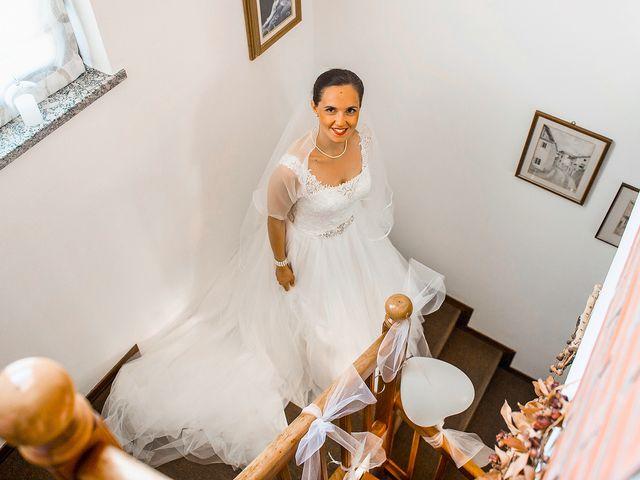 Il matrimonio di Davide e Ilaria a Veniano, Como 7