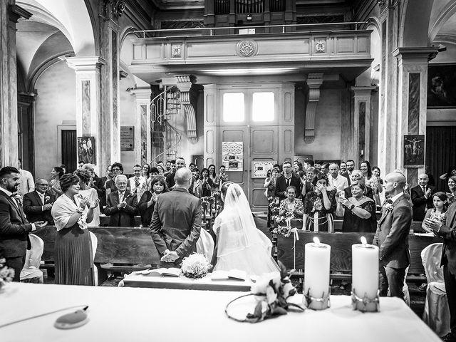 Il matrimonio di Davide e Ilaria a Veniano, Como 10