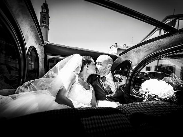 Il matrimonio di Davide e Ilaria a Veniano, Como 12