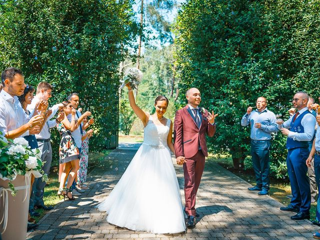 Il matrimonio di Davide e Ilaria a Veniano, Como 13
