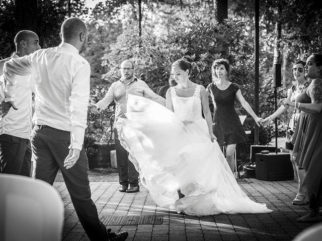 Il matrimonio di Davide e Ilaria a Veniano, Como 14