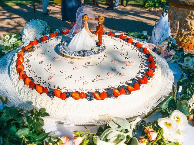 Il matrimonio di Davide e Ilaria a Veniano, Como 20
