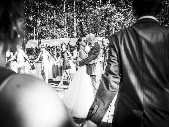 Il matrimonio di Davide e Ilaria a Veniano, Como 22
