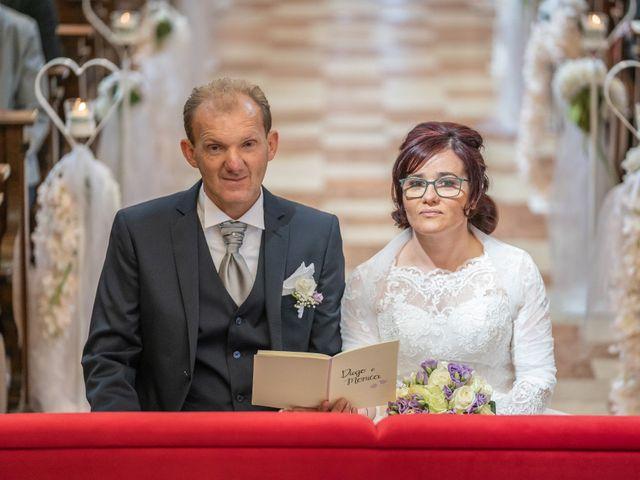 Il matrimonio di Monica e Diego a Mori, Trento 1