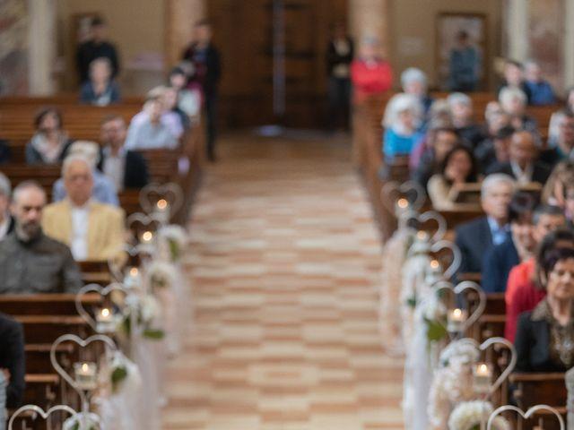 Il matrimonio di Monica e Diego a Mori, Trento 3