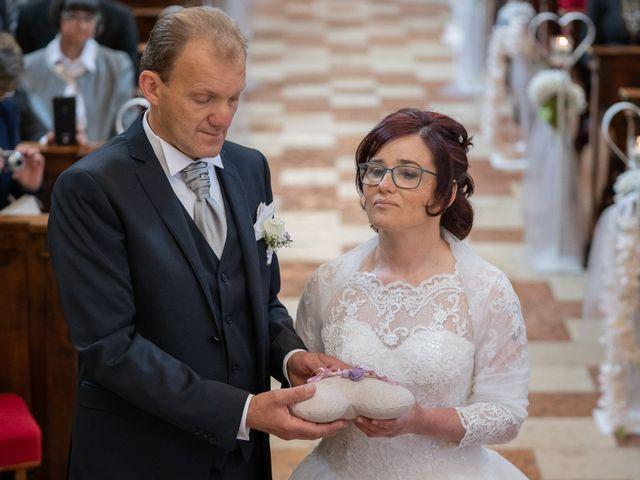 Il matrimonio di Monica e Diego a Mori, Trento 4