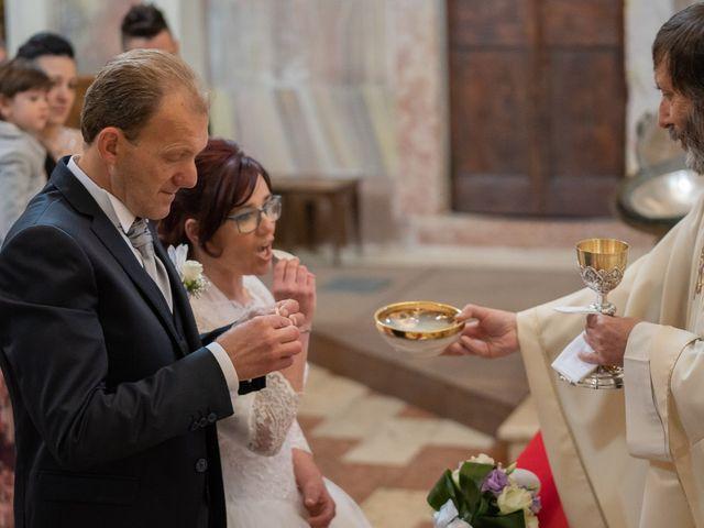 Il matrimonio di Monica e Diego a Mori, Trento 6