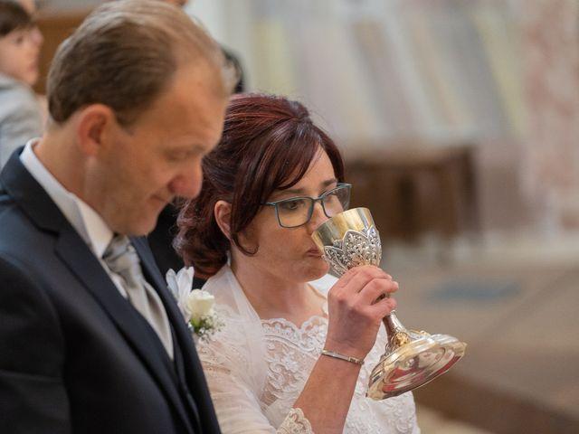 Il matrimonio di Monica e Diego a Mori, Trento 7