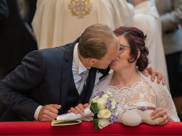 Il matrimonio di Monica e Diego a Mori, Trento 8