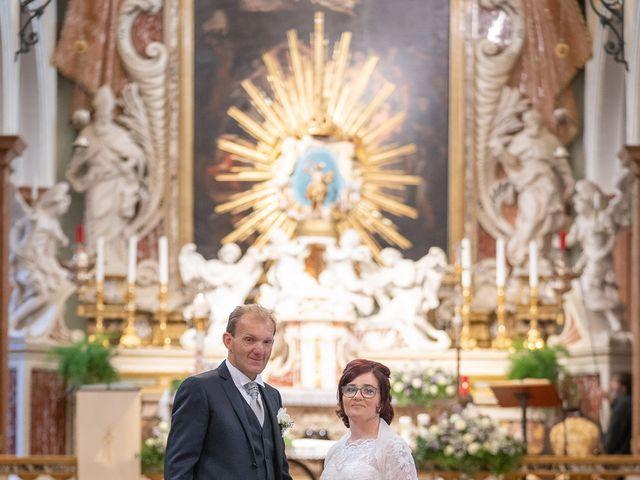 Il matrimonio di Monica e Diego a Mori, Trento 11