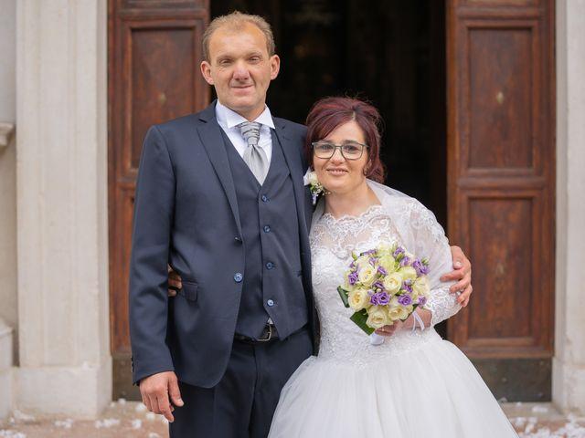 Il matrimonio di Monica e Diego a Mori, Trento 12