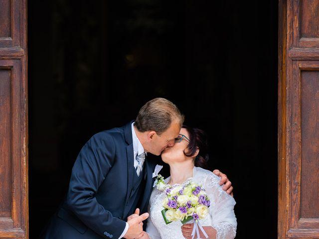 Il matrimonio di Monica e Diego a Mori, Trento 15