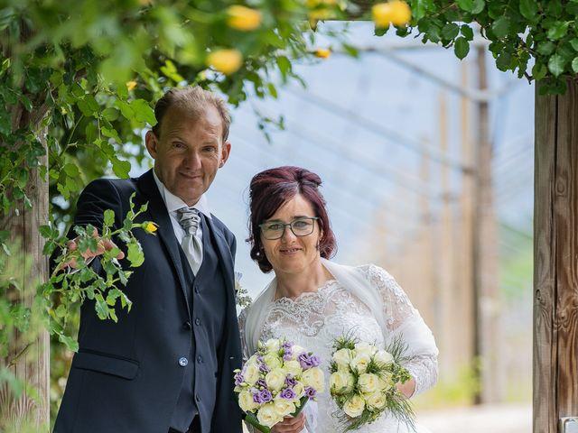 Il matrimonio di Monica e Diego a Mori, Trento 16