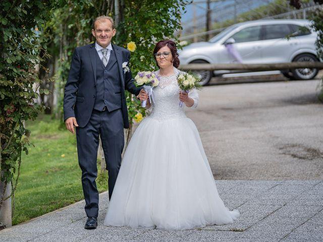 Il matrimonio di Monica e Diego a Mori, Trento 18