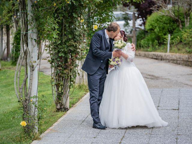Il matrimonio di Monica e Diego a Mori, Trento 19