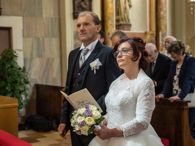 Il matrimonio di Monica e Diego a Mori, Trento 29