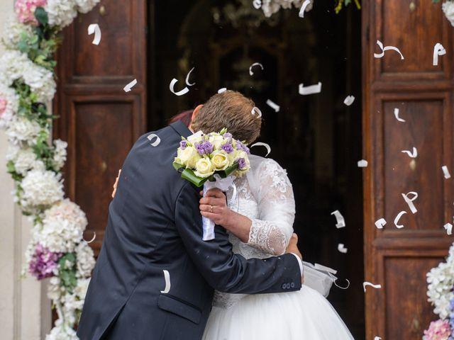Il matrimonio di Monica e Diego a Mori, Trento 34