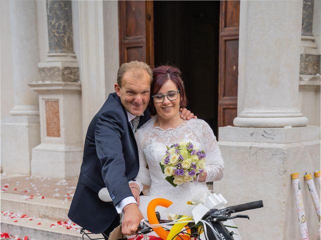 Il matrimonio di Monica e Diego a Mori, Trento 38