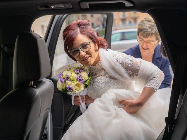 Il matrimonio di Monica e Diego a Mori, Trento 40