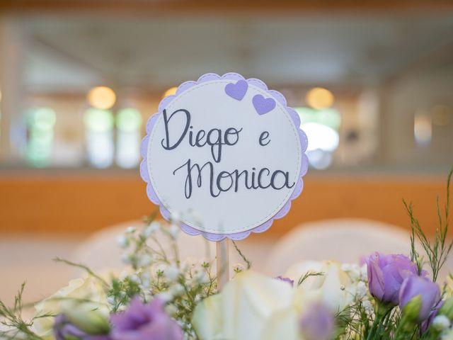 Il matrimonio di Monica e Diego a Mori, Trento 42