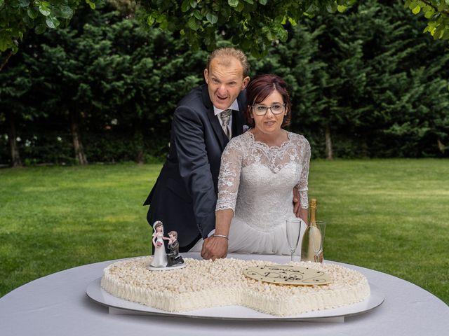 Il matrimonio di Monica e Diego a Mori, Trento 43
