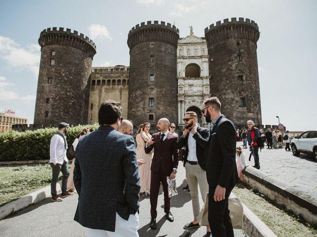 Il matrimonio di Mario e Rachel a Napoli, Napoli 21