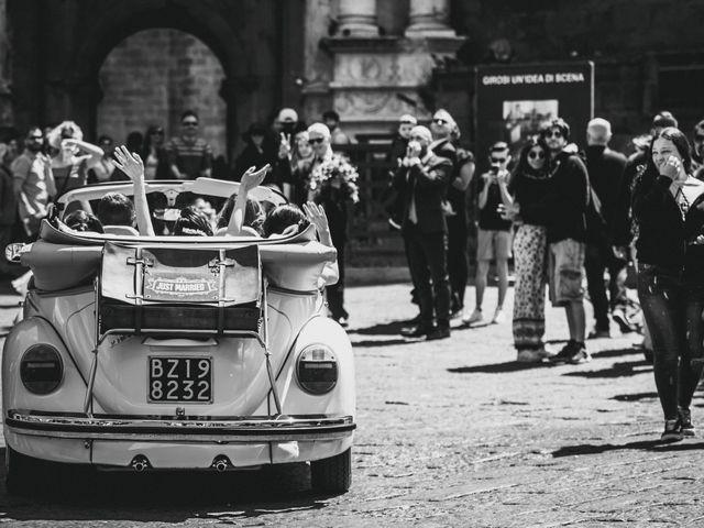 Il matrimonio di Mario e Rachel a Napoli, Napoli 25