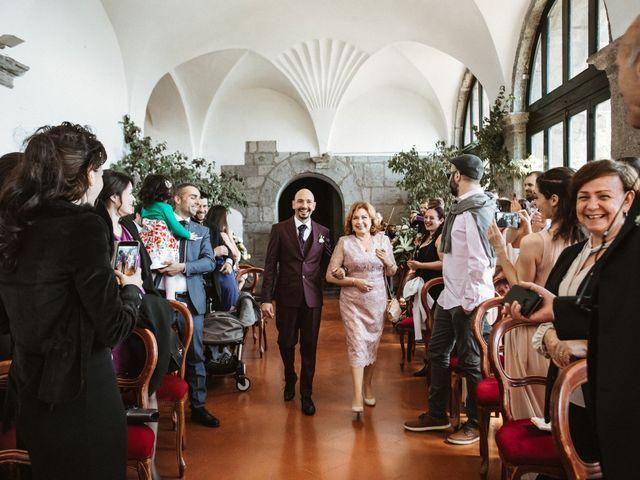 Il matrimonio di Mario e Rachel a Napoli, Napoli 26