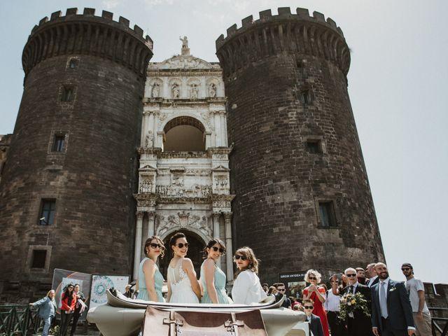 Il matrimonio di Mario e Rachel a Napoli, Napoli 27