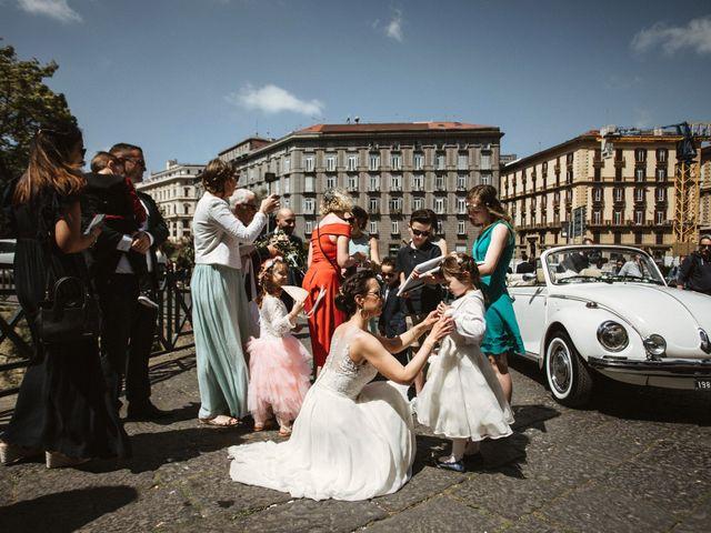 Il matrimonio di Mario e Rachel a Napoli, Napoli 28