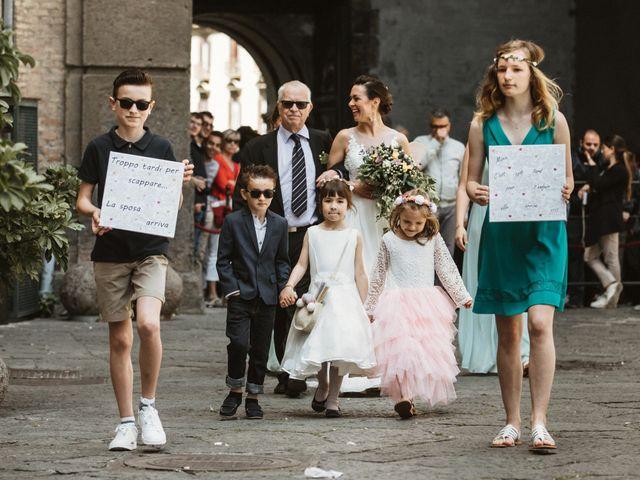 Il matrimonio di Mario e Rachel a Napoli, Napoli 29