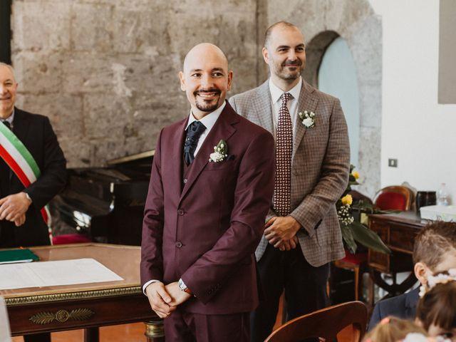 Il matrimonio di Mario e Rachel a Napoli, Napoli 30