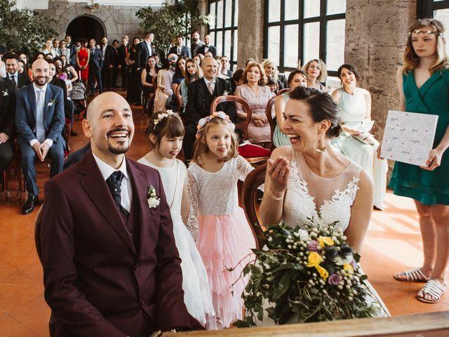 Il matrimonio di Mario e Rachel a Napoli, Napoli 35