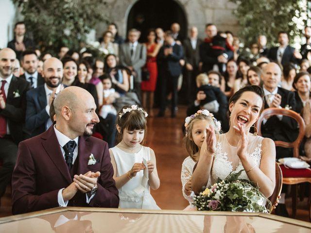 Il matrimonio di Mario e Rachel a Napoli, Napoli 45