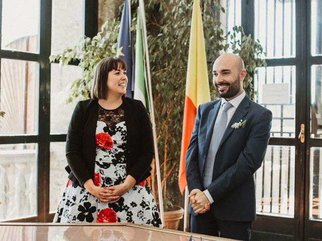 Il matrimonio di Mario e Rachel a Napoli, Napoli 46
