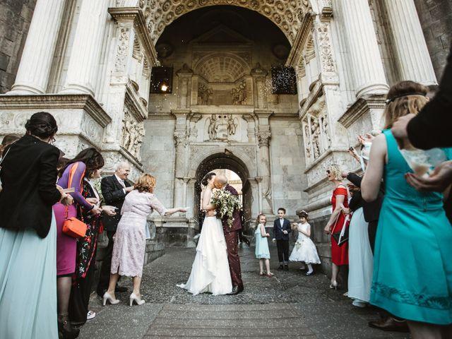 Il matrimonio di Mario e Rachel a Napoli, Napoli 49