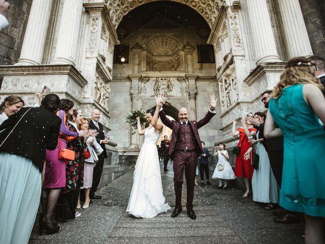 Il matrimonio di Mario e Rachel a Napoli, Napoli 50