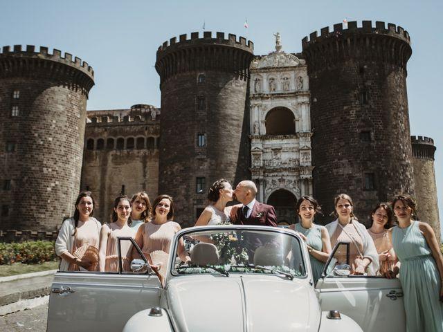 Il matrimonio di Mario e Rachel a Napoli, Napoli 51