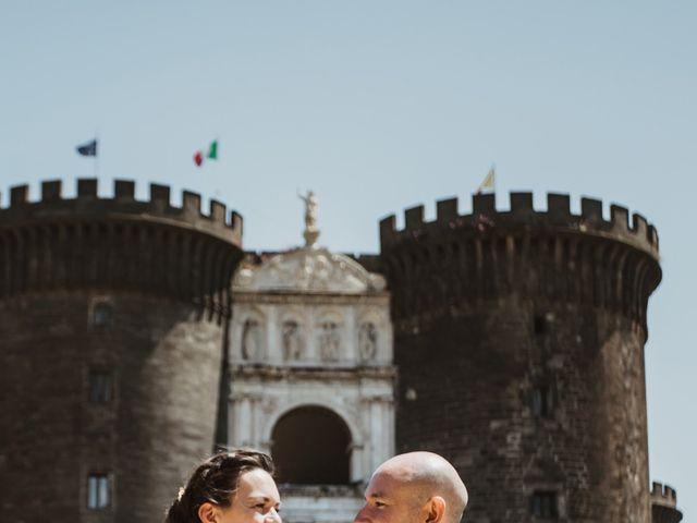 Il matrimonio di Mario e Rachel a Napoli, Napoli 52