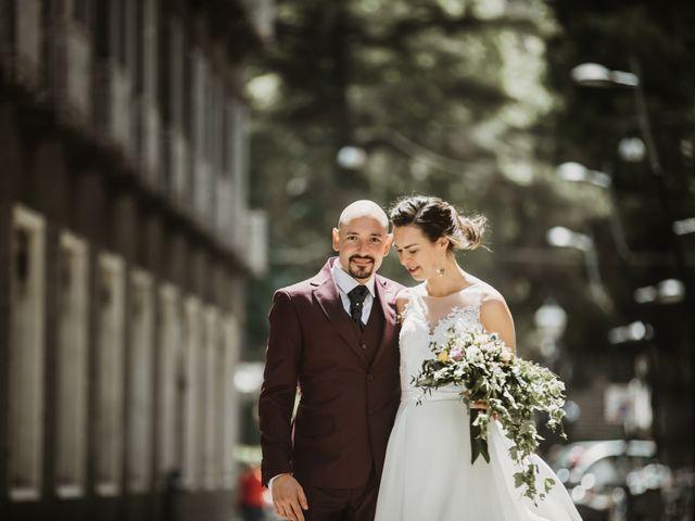 Il matrimonio di Mario e Rachel a Napoli, Napoli 54