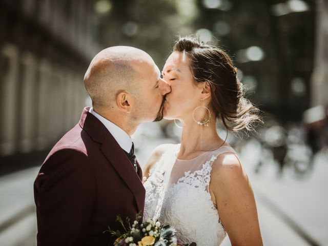 Il matrimonio di Mario e Rachel a Napoli, Napoli 55