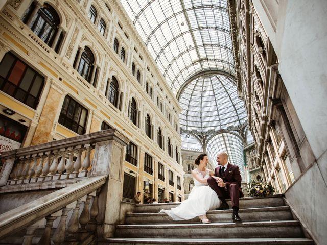 Il matrimonio di Mario e Rachel a Napoli, Napoli 56