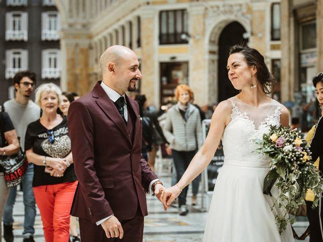 Il matrimonio di Mario e Rachel a Napoli, Napoli 57