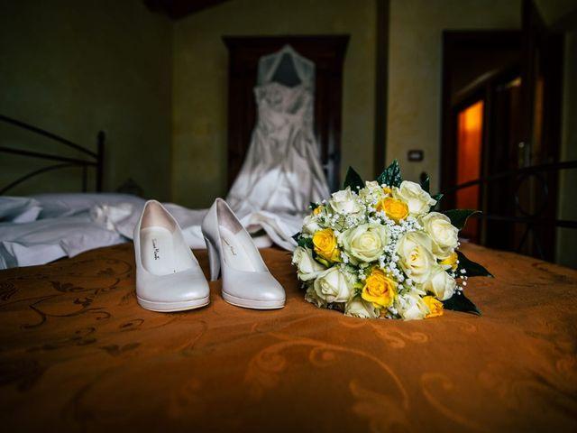 Il matrimonio di Daniele Rosario  e Maria Concetta  a San Salvatore di Fitalia, Messina 8